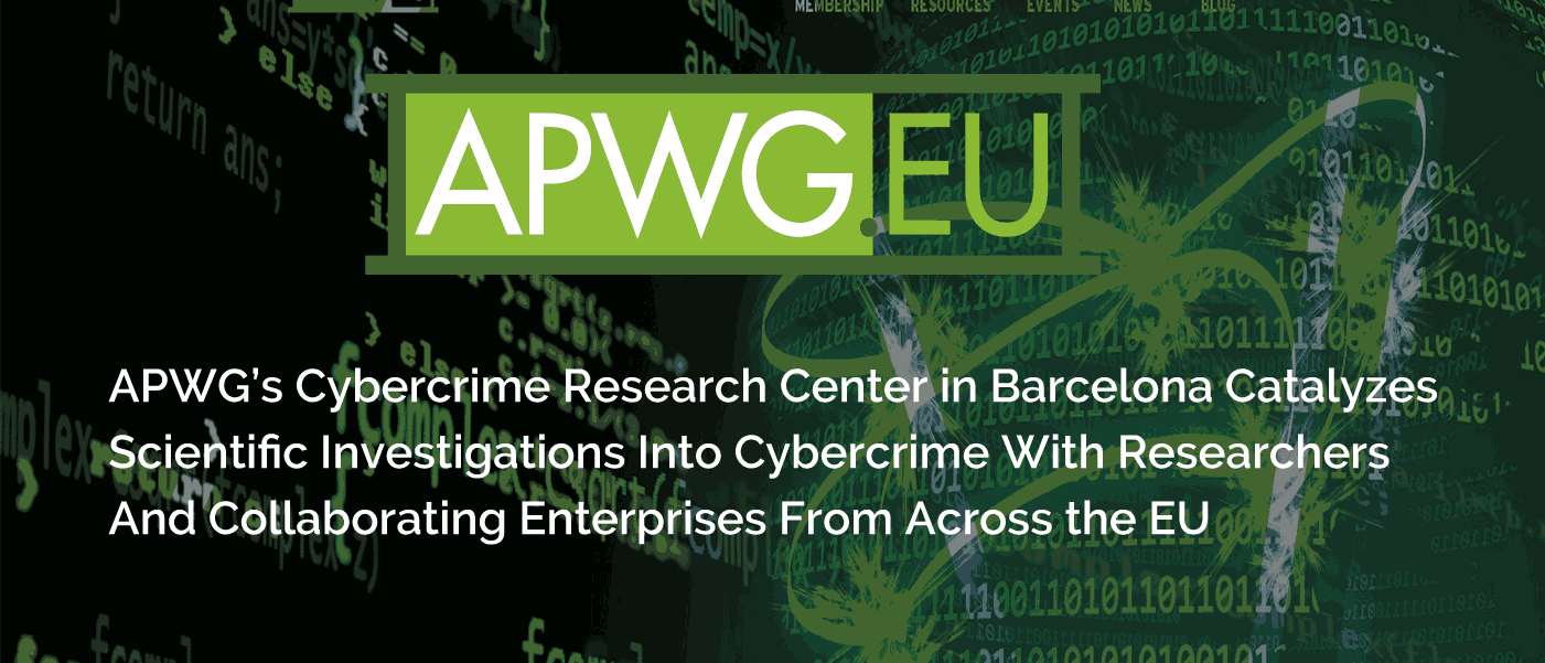 APWG.EU Research Center