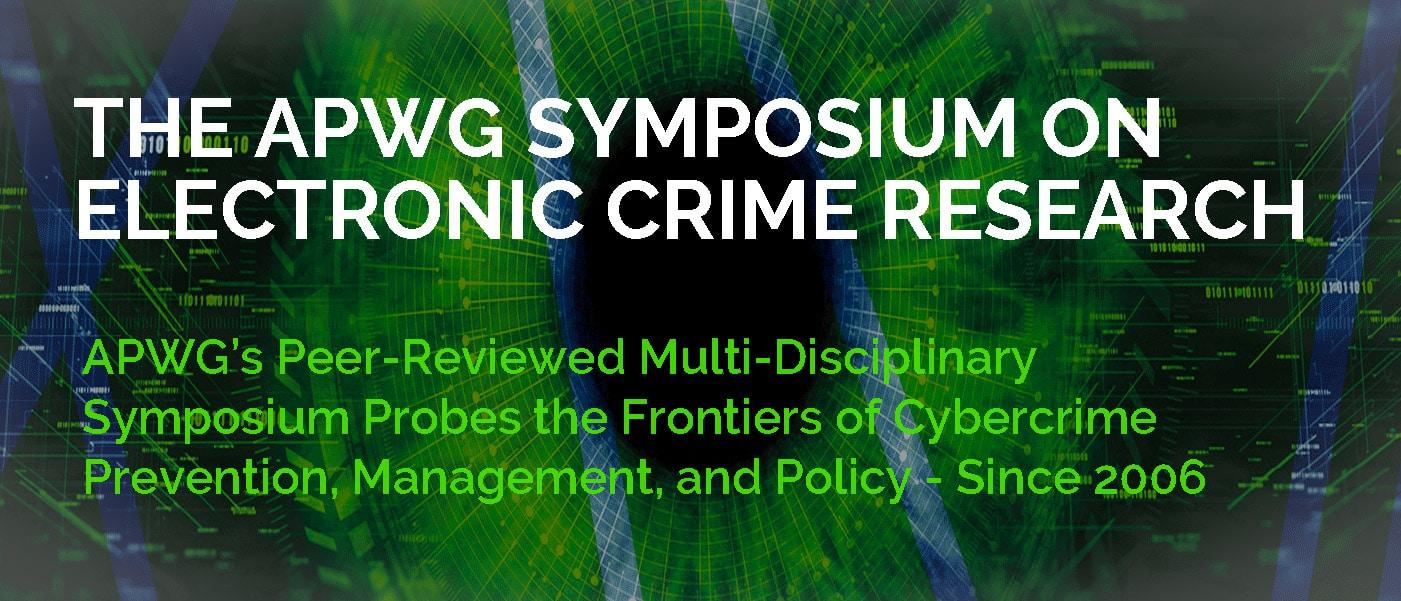 eCrime Symposium