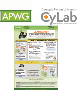 Phishing Education Landing Page